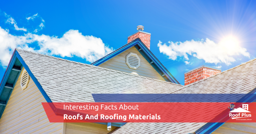 A beautiful new residential roof from Roof Plus.